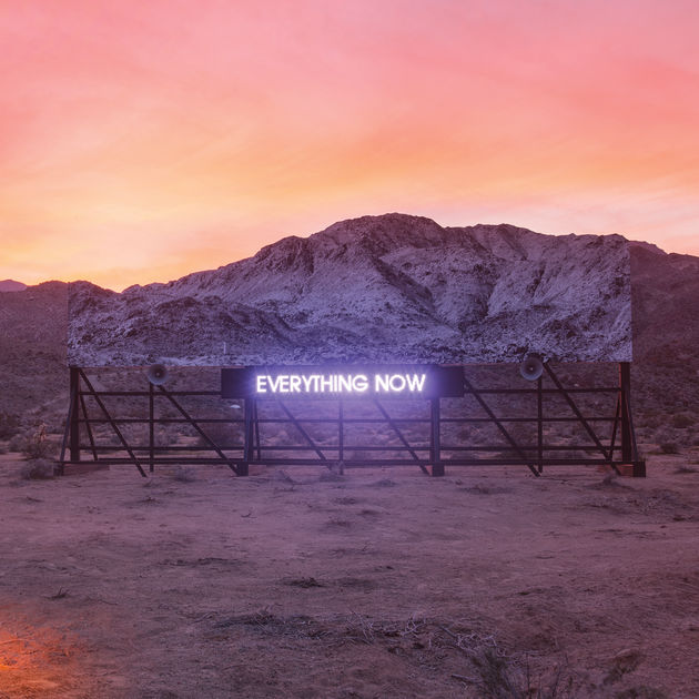 Arcade Fire-EverythingNow
